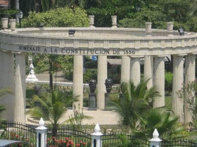 Constitucion Politica De Colombia De 1886