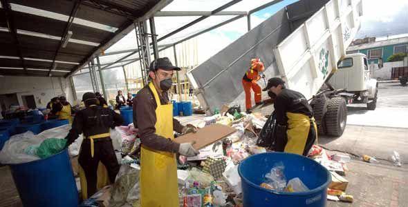 Reciclaje colombiano