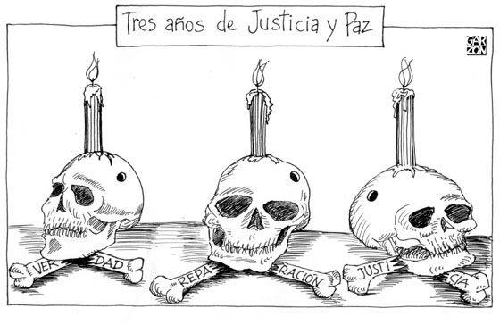 Ley Justicia y Paz