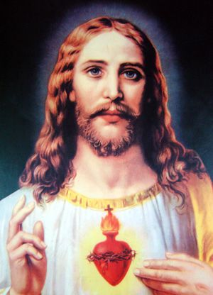 sagrado corazon jesus