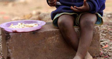Desnutrición infantil en Colombia